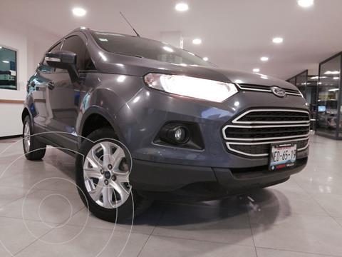 Ford Ecosport Trend usado (2017) color Gris precio $199,800