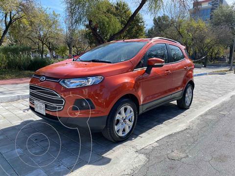 Ford Ecosport Trend Aut usado (2016) color Naranja precio $229,900