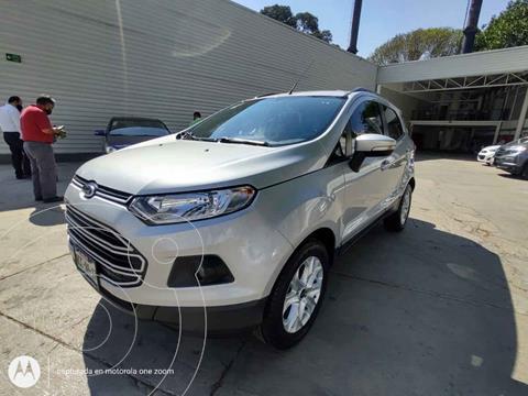 Ford Ecosport Trend Aut usado (2017) color Plata precio $229,000