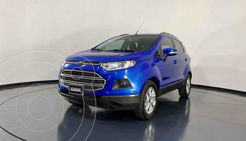 Ford Ecosport Trend Aut usado (2015) color Azul precio $197,999