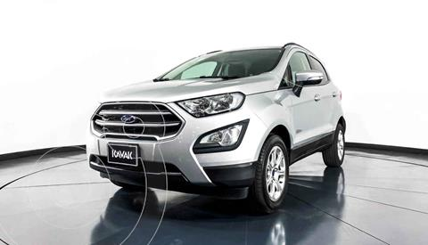 Ford Ecosport Trend usado (2018) color Plata precio $267,999