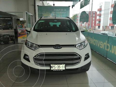 Ford Ecosport Titanium usado (2017) color Blanco precio $235,000