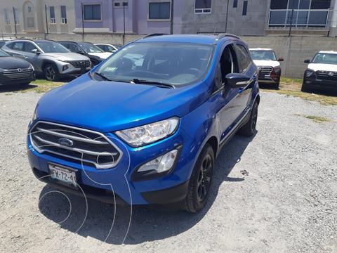 Ford Ecosport Trend usado (2018) color Azul precio $279,000