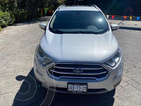 Ford Ecosport Titanium usado (2020) color Plata precio $369,000