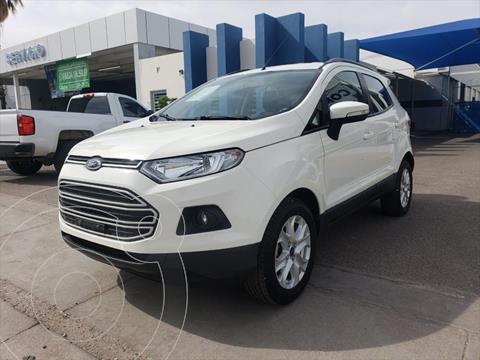 Ford Ecosport Trend Aut usado (2017) color Blanco precio $220,000