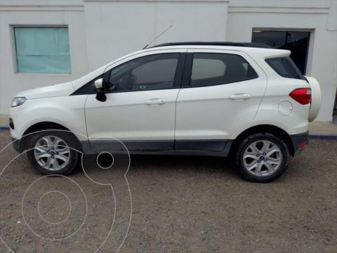 Ford Ecosport Trend Aut usado (2017) color Blanco precio $245,000
