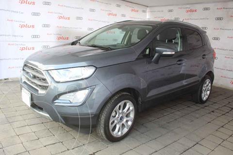 Ford Ecosport Titanium Aut usado (2020) color Gris precio $390,000