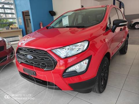 Ford Ecosport IMPULSE MT 1.5L usado (2018) color Rojo precio $285,000