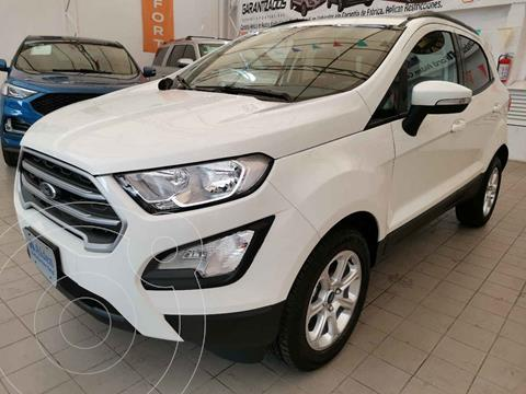 Ford Ecosport Trend Aut usado (2020) color Blanco precio $353,000
