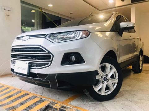 Ford Ecosport Trend Aut usado (2016) color Plata precio $199,000