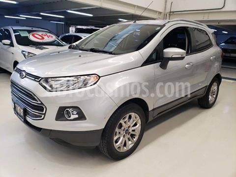 Ford Ecosport Titanium usado (2015) color Plata Dorado precio $199,100