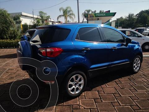Ford Ecosport TREND TM 2.0L usado (2018) color Azul Electrico precio $277,000