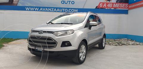 Ford Ecosport Trend Aut usado (2016) color Plata Dorado precio $220,000