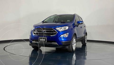 Ford Ecosport Titanium Aut usado (2019) color Azul precio $349,999