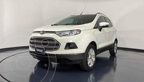 Ford Ecosport Trend Aut usado (2017) color Blanco precio $237,999
