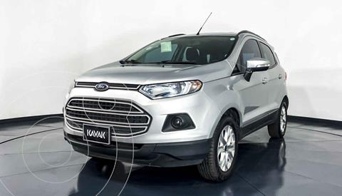 Ford Ecosport Trend Aut usado (2015) color Plata precio $189,999