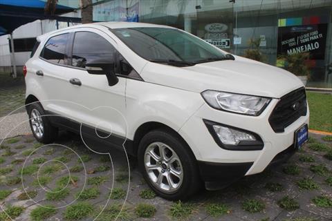Ford Ecosport Trend usado (2018) color Blanco precio $245,000