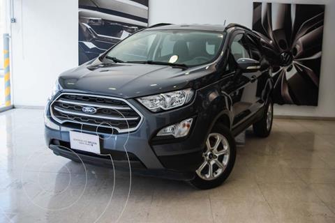 Ford Ecosport TREND 5P L4 1.5L ABS BA SYNC AA R16 MT usado (2019) color Gris Hierro precio $284,000