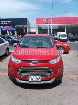 Ford Ecosport 1.6 Freestyle usado (2013) color Rojo precio u$s9,300