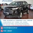 Foto venta Auto usado Ford EcoSport Titanium 1.5L (2016) color Negro