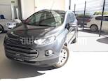 Foto venta Auto usado Ford Ecosport Titanium color Gris precio $275,000