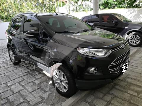 Ford Ecosport Titanium Aut 4x2 usado (2017) color Negro precio u$s1.000
