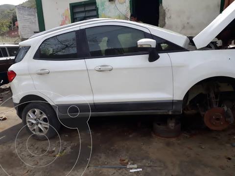 Ford Ecosport Titanium Aut 4x2 usado (2015) color Blanco precio u$s7.000