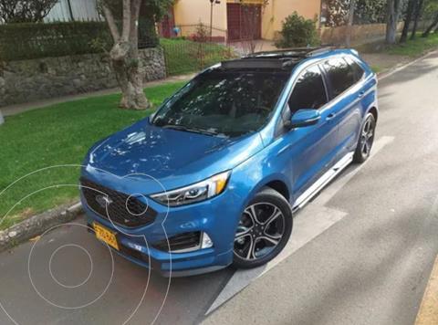 Ford Edge ST 2.7L AWD usado (2019) color Azul precio $137.900.000