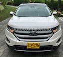 Foto venta Carro usado Ford Edge 3.5L Titanium  (2017) color Blanco precio $103.000.000