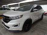 Foto venta Auto usado Ford Edge 5 PTS. SPORT, V6, TA, PIEL, QC, DVD, SPOILER (2017) color Blanco precio $510,000