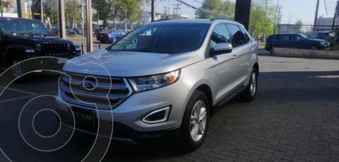 Ford Edge 2.0L SEL  usado (2018) color Plata precio $20.990.000