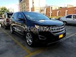 Ford Edge 3.5L Titanium Aut   usado (2016) color Negro precio $60.000.000
