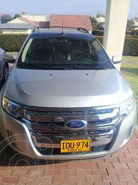 Ford Edge Limited 3.5L Aut  usado (2014) color Plata precio $69.000.000