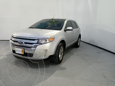 Ford Edge Limited 3.5L Aut  usado (2014) color Plata Puro precio $61.990.000