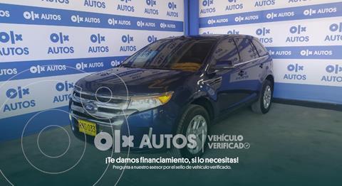 Ford Edge Limited 3.5L Aut usado (2012) color Azul Mediterraneo financiado en cuotas(anticipo $6.000.000)