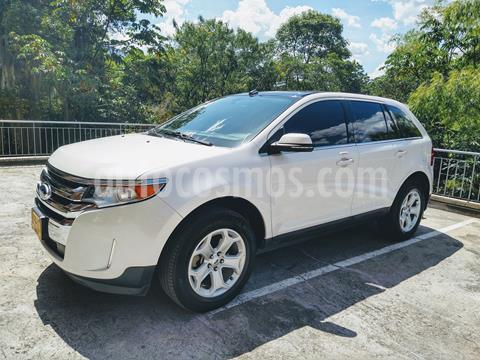 Ford Edge Limited 3.5L Aut  usado (2014) color Blanco precio $62.000.000