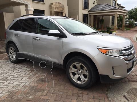 Ford Edge SE usado (2013) color Plata precio u$s21.000