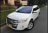 Foto venta Carro usado Ford Edge Limited 3.5L Aut  (2014) color Blanco precio $66.500.000