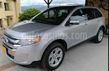 Foto venta Carro usado Ford Edge Limited 3.5L Aut  (2014) color Plata precio $60.900.000