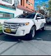 Foto venta Carro usado Ford Edge Limited 3.5L Aut  (2014) color Blanco precio $68.000.000