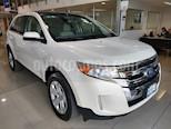 Foto venta Auto usado Ford Edge Limited (2013) color Blanco Platinado precio $239,000
