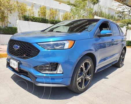 Ford Edge ST usado (2019) color Azul Electrico precio $660,000