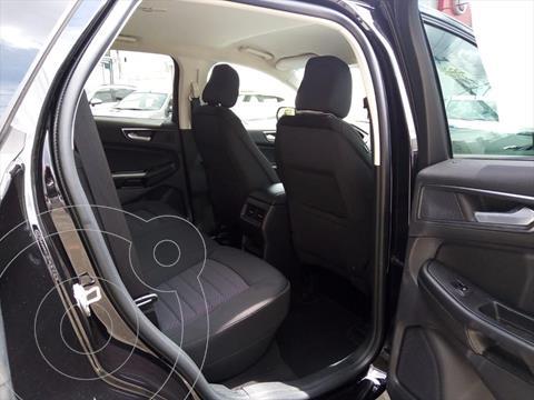 Ford Edge SEL PLUS 2.0L GTDI usado (2020) color Negro precio $579,000