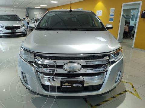 Ford Edge SEL usado (2012) color Plata Dorado precio $199,999