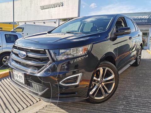 Ford Edge Sport usado (2018) color Negro Profundo precio $555,000
