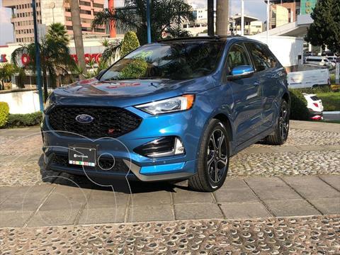 Ford Edge ST 2.7 ECOBOOST usado (2020) color Azul Electrico precio $759,000