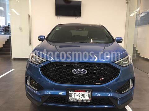 Ford Edge Sport usado (2019) color Azul precio $690,000