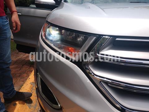 Ford Edge SEL PLUS usado (2015) color Plata precio $290,000