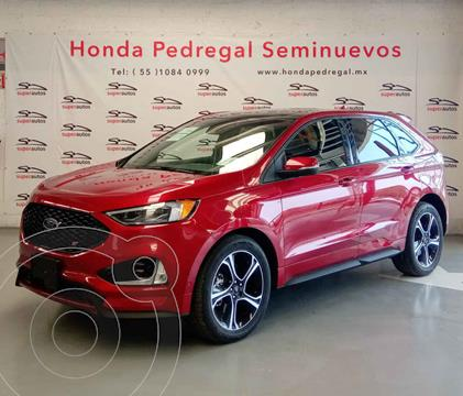 Ford Edge ST usado (2019) color Rojo precio $725,000