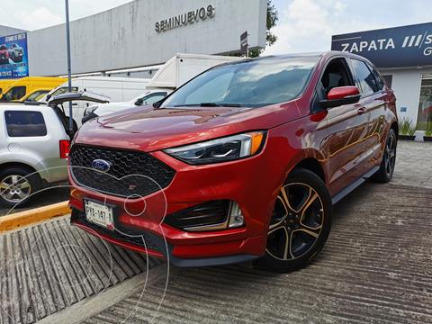 Ford Edge ST usado (2019) color Rojo precio $655,000